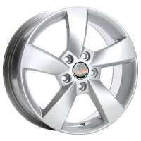 LegeArtis Concept-VW506 6x15/5x100 ET38 D57.1 Sil