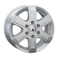 LegeArtis Optima GW1 7x17/6x139.7 ET38 D100.1 White