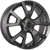 LegeArtis Optima NS85 6.5x16/5x114.3 ET45 D66.1 Sil