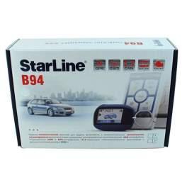 Сигнализация с автозапуском StarLine B94 2CAN 2SLAVE