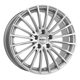 MAK Fatale 8x18/5x112 ET42 D76 Silver