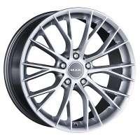 MAK Munchen 8x18/5x120 ET20 D72.6 Silver