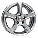 MAK Scorpio 8x17/5x112 ET42 D76 Silver GG