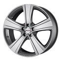 MAK Van5 6.5x16/5x130 ET50 D89.1 Silver