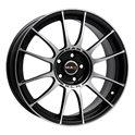 MAK XLR 7x16/5x110 ET25 D65.1 Ice Black